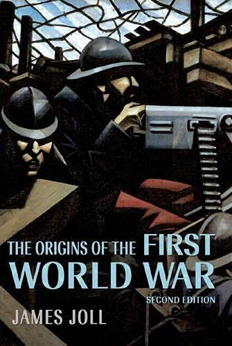 9780582418660: The Origins of the First World War (Silver Library)