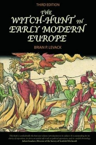 9780582419018: The Witch-Hunt in Early Modern Europe