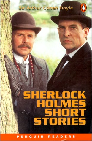 9780582419384: Sherlock Holmes Short Stories (Penguin Readers (Graded Readers))