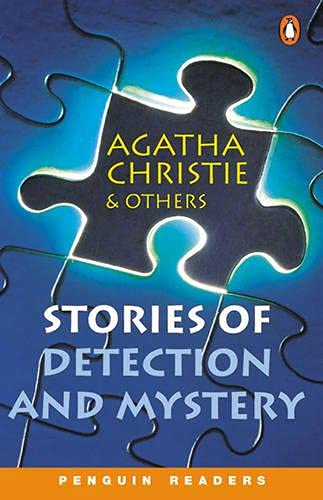 Stories of Detection and Mystery (Penguin Readers,: Christie, Agatha; penguin
