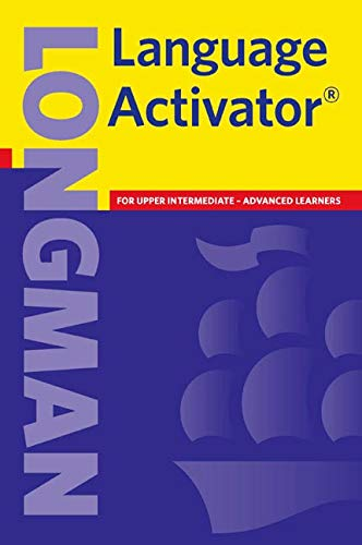 9780582419520: Longman Language Activator: Helps You Write and Speak Natural English, Second Edition
