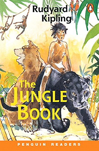 9780582421158: The Jungle Book (Penguin Readers, Level 2)
