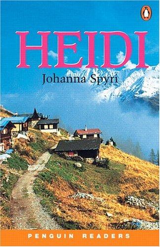 9780582421165: Heidi (Penguin Readers, Level 2)