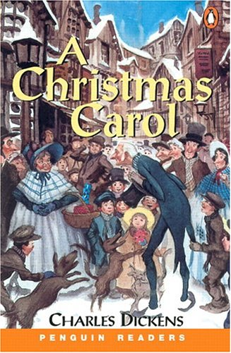 A Christmas Carol (Penguin Readers, Level 2) by Charles Dickens ...