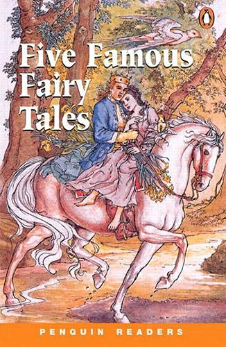 9780582421257: Five Famous Fairy Tales (Penguin Readers, Level 2)