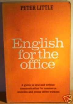 English for the Office: Little, Peter