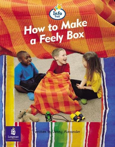 9780582422735: How to Make a Feely Box Info Trail Beginner Stage Non-Fiction Book 10 (LITERACY LAND)