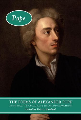 9780582423428: 3: The Poems of Alexander Pope: Volume Three: The Dunciad (1728) & The Dunciad Variorum (1729)