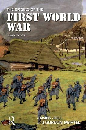 9780582423794: The Origins of the First World War (Origins Of Modern Wars)