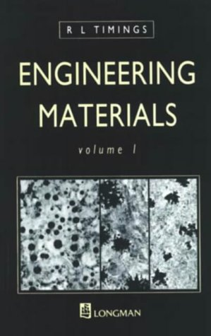 9780582424449: Engineering Materials: v. 1