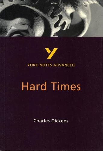 9780582424494: Hard Times (2nd Edition) (York Notes Advanced)
