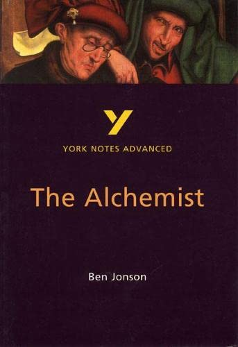 9780582424814: The Alchemist (York Notes Advanced)