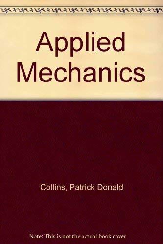 9780582425118: Applied Mechanics