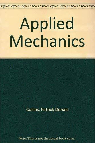 9780582425125: Applied Mechanics