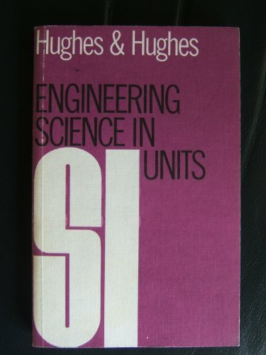 9780582425439: Engineering Science in S.I.Units