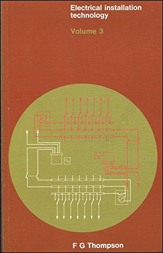 9780582426436: Electrical Installation and Workshop Technology: v. 3