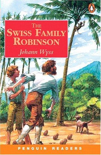 9780582426641: The Swiss Family Robinson (Penguin Readers, Level 3)