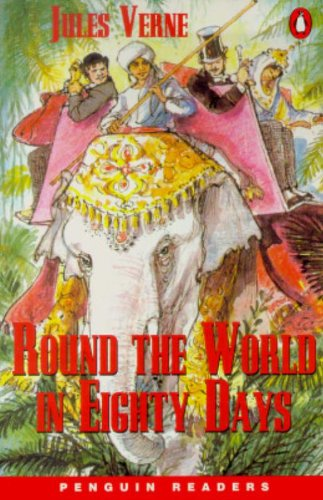 9780582426658: Round the World in 80 Days: Peng2:round World 80 Days NE Verne (General Adult Literature)