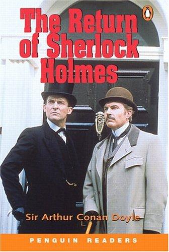 9780582426979: The Return of Sherlock Holmes (Penguin Readers, Level 3)
