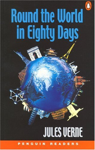 9780582427204: Round the World in Eighty Days (Penguin Readers, Level 5)
