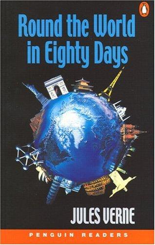 9780582427204: Round the World in Eighty Days