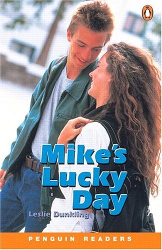 9780582427679: Mike's Lucky Day (Penguin Readers, Level 1)