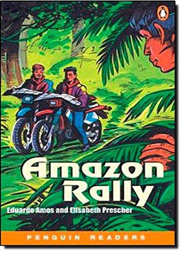 9780582427730: The Amazon Rally (Penguin Readers, Level 1)