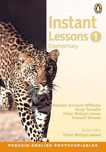 9780582427839: Instant Lessons: Elementary