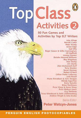 9780582427884: Top Class Activities Book 2