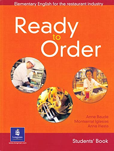 9780582429550: Ready to Order (Student Book)