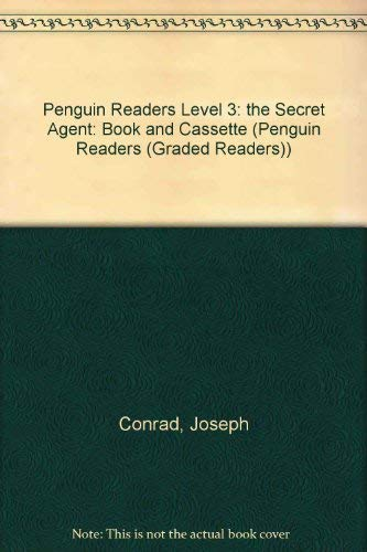 9780582430037: Penguin Readers Level 3: the Secret Agent: Book and Cassette (Penguin Readers (Graded Readers))