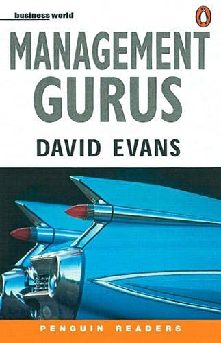 9780582430464: Management Gurus (Penguin Readers, Level 4)