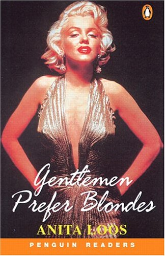 9780582430488: Gentlemen Prefer Blondes (Penguin Readers, Level 2)