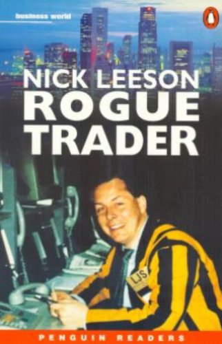 9780582430501: Rogue Trader (Penguin Readers, Level 3)