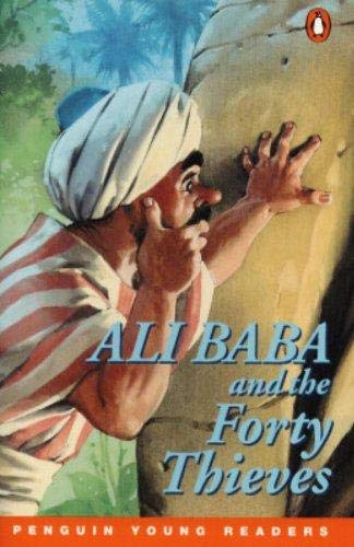 9780582430976: Ali Baba & The 40 Thieves (Penguin Young Readers (Graded Readers))