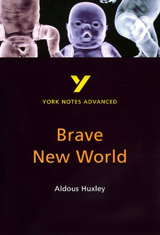 9780582431409: Brave New World: York Notes Advanced