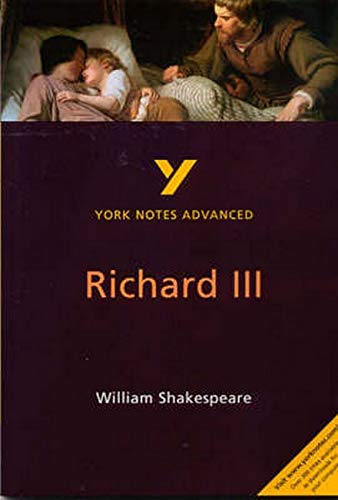 9780582431430: Richard III: York Notes Advanced