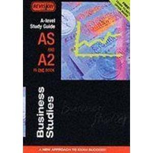 9780582431751: Business Studies: A-level Study Guide (A Level Study Guides)