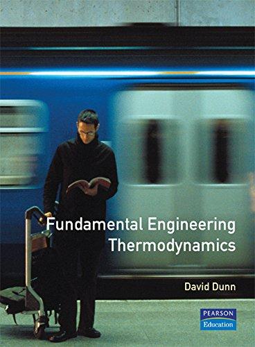 9780582432178: Fundamental Engineering Thermodynamics