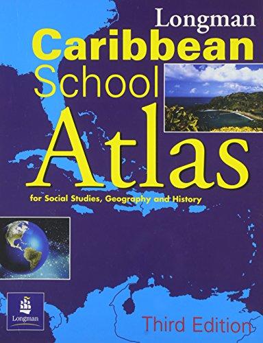 9780582432536: Caribbean Schools Atlas