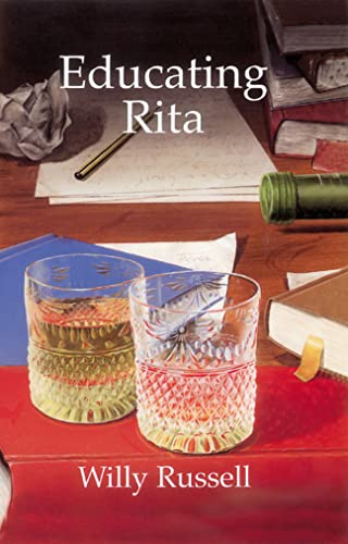 9780582434455: Educating Rita (New Longman Literature)
