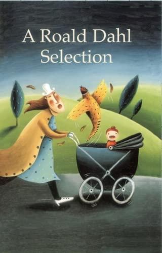 9780582434493: A Roald Dahl Selection: Nine short stories (New Longman Literature)