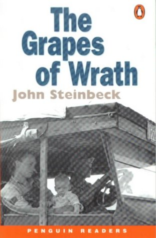 9780582434677: Penguin Readers Level 5: the Grapes of Wrath