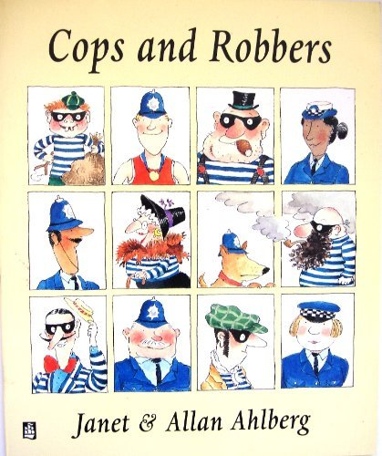 9780582435193: Cops and Robbers (Storytime Giants)