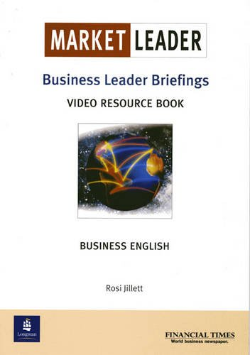 9780582435315: Market Leader Intermediate PLB Video Resource Book