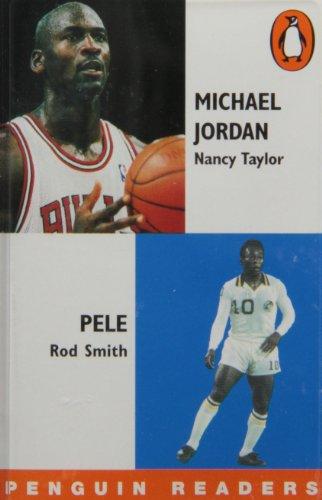 9780582436077: Penguin Readers Level 1: Michael Jordan / Pele / Ayrton Senna (Penguin Readers (Graded Readers))