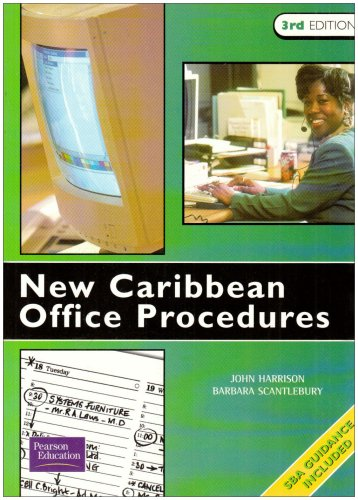 9780582437029: New Caribbean Office Procedures 3E