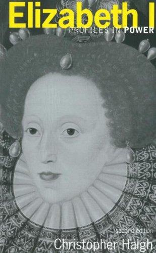 9780582437548: Elizabeth (Profiles In Power)