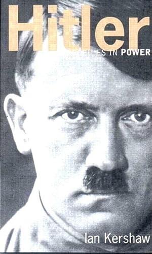 9780582437562: Hitler: Profiles in Power