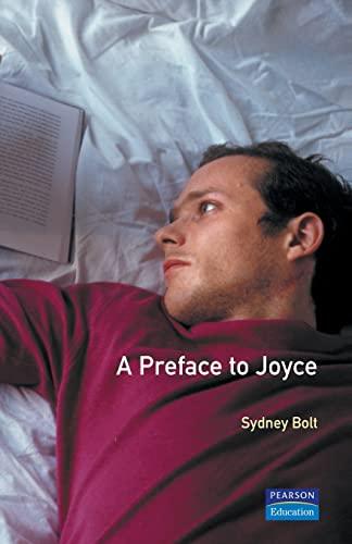 9780582437616: A Preface to James Joyce: Preface Books (2nd Edition)
